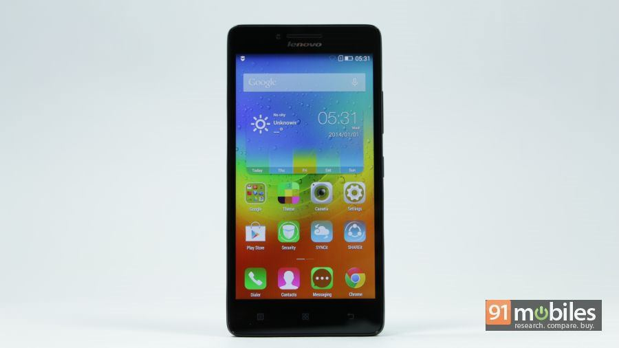 Lenovo A6000 unboxing 17