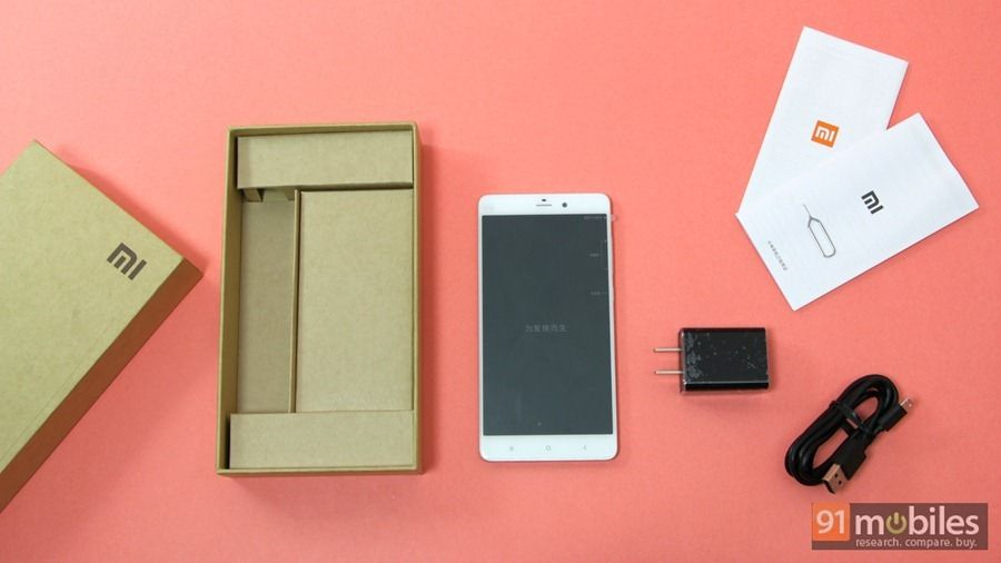 Mi Note Unboxing01