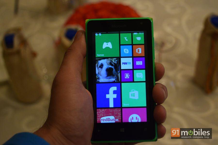 Microsoft Lumia 532 first impressions 03