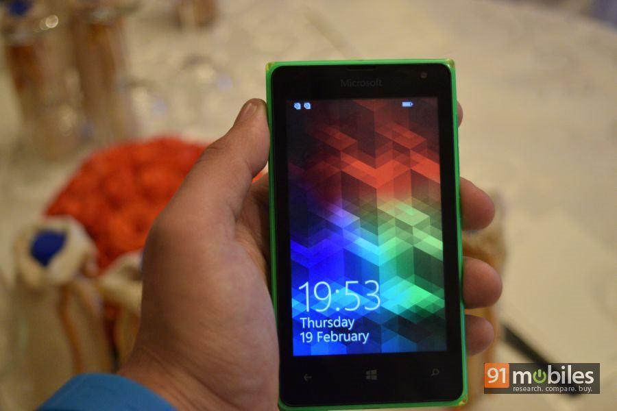 Microsoft Lumia 532 first impressions 22