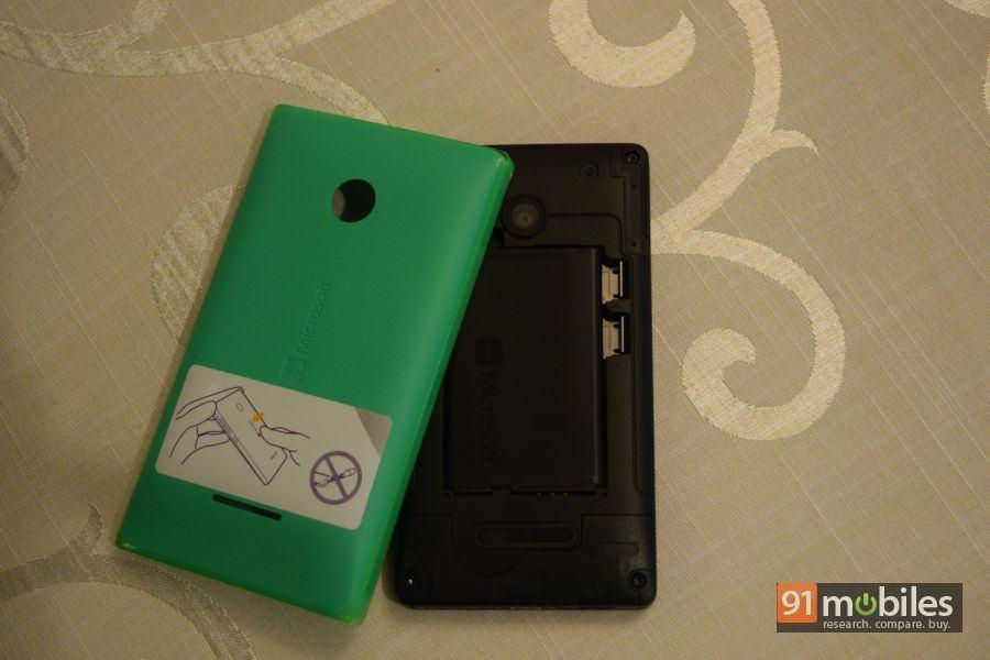 Microsoft Lumia 532 first impressions 29