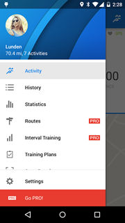 Runtastic Running and Fitness 1