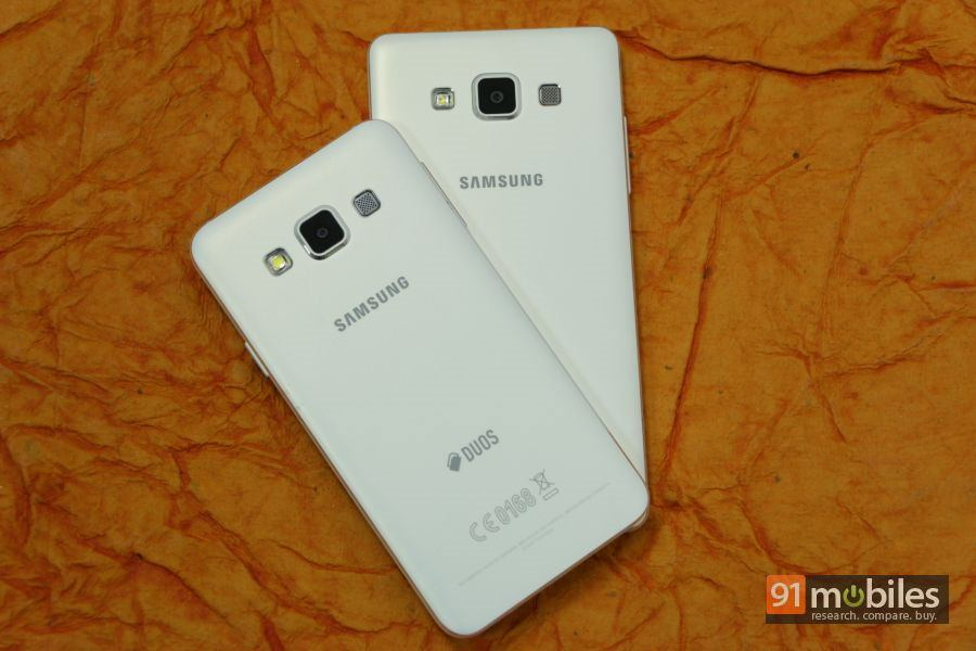 Samsung Galaxy A3 and A5 first impressions 06