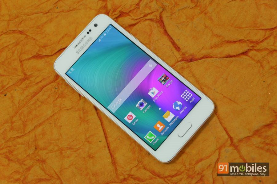 Samsung Galaxy A3 and A5 first impressions 24