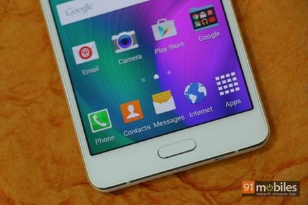 Samsung Galaxy A3 and A5 first impressions 30