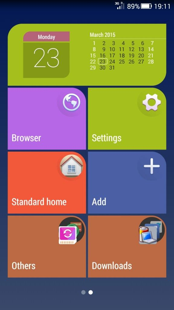 Honor 4x_Simple Home_2