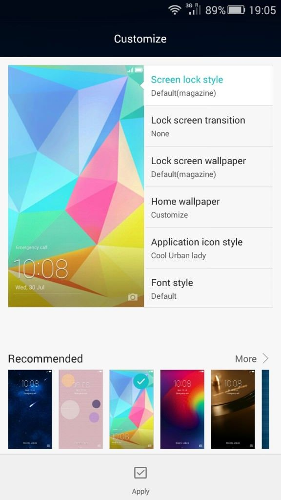 Honor 4x_themes_1