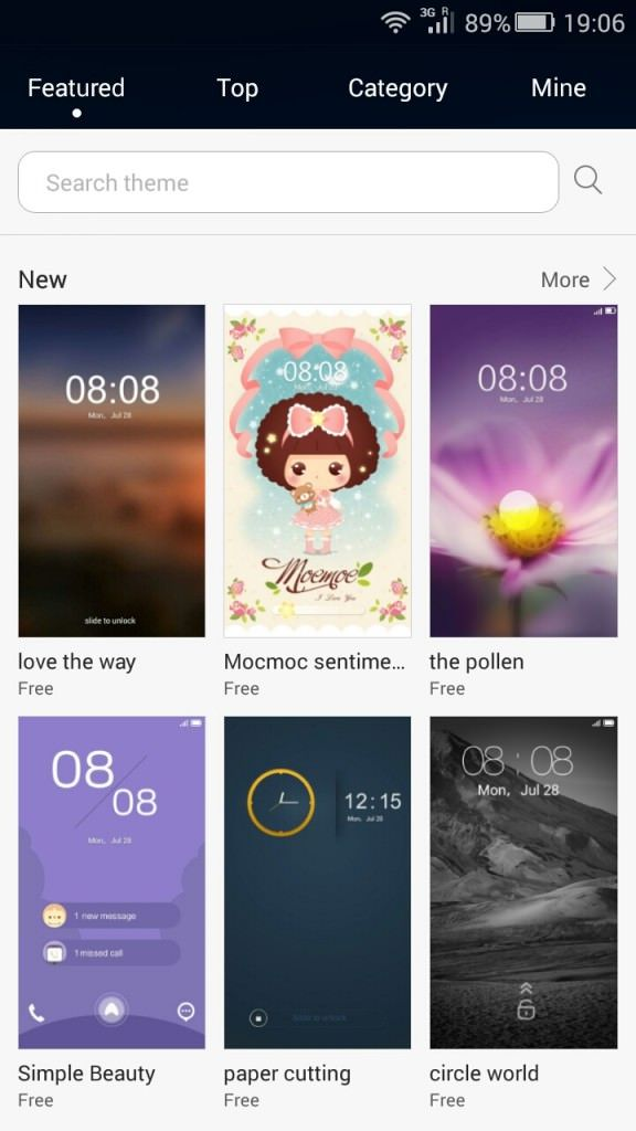 Honor 4x_themes_2
