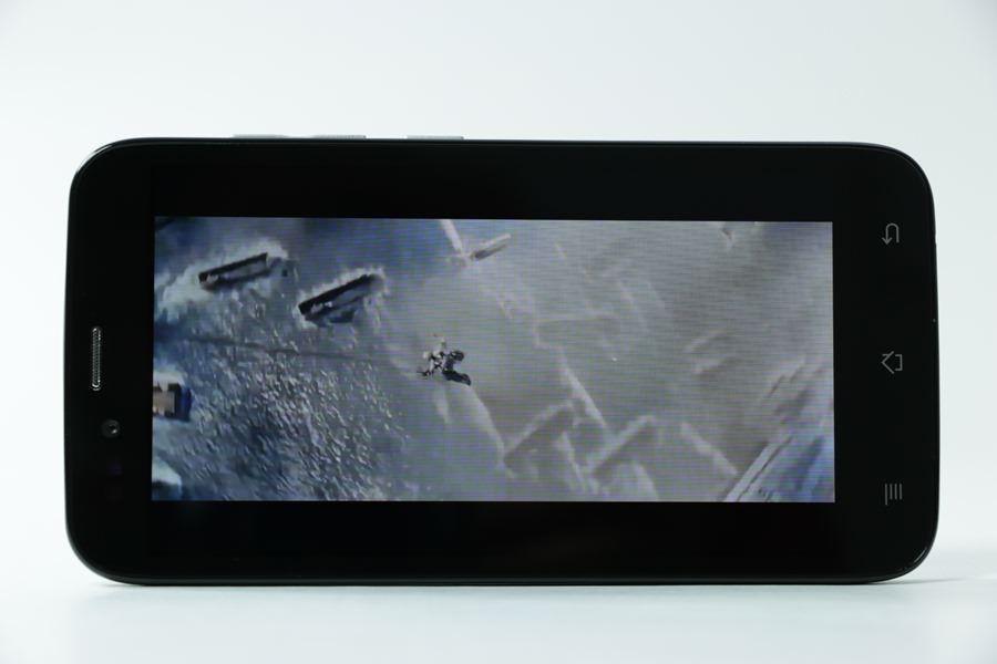 Verico Shape 5 V3 - Display