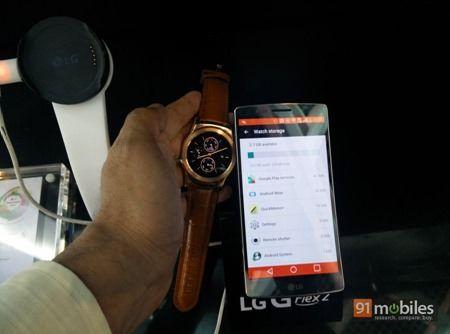 LG G Watch Urbane first impressions 24