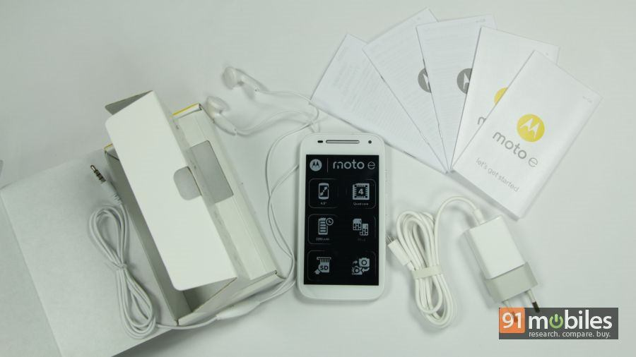 Moto E (2nd-gen) unboxing 03