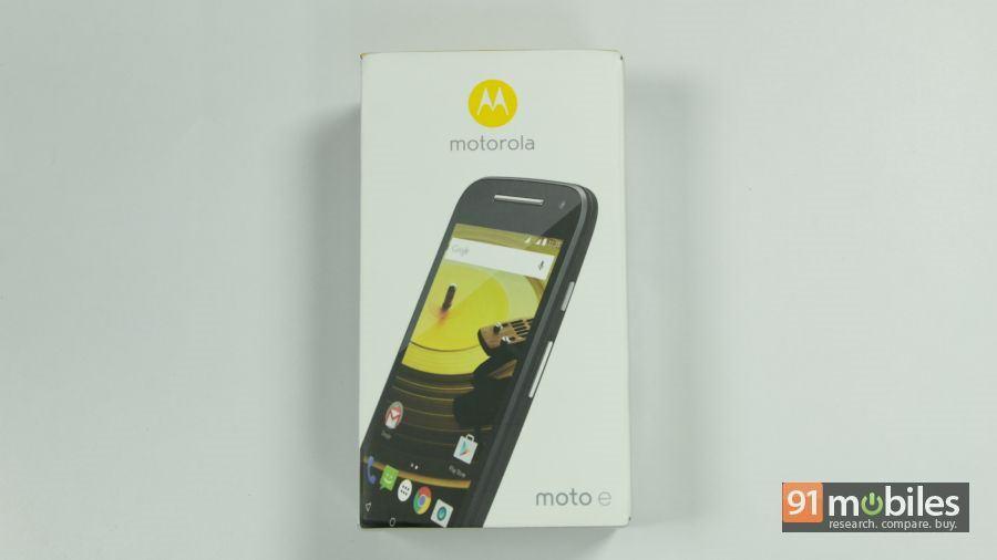 Moto E (2nd-gen) unboxing 10
