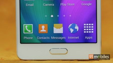 Samsung Galaxy A5 review 03