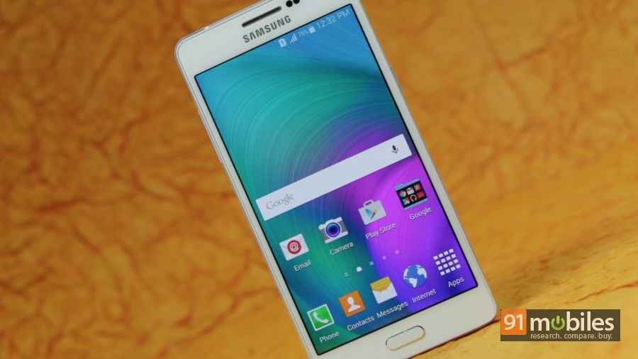 Samsung Galaxy A5 review 05