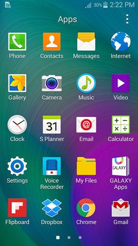 Samsung Galaxy A5 screenshot (5)