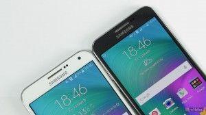 Samsung Galaxy E5 and E7 2