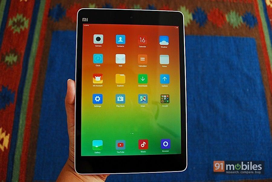 Xiaomi Mi Pad_1