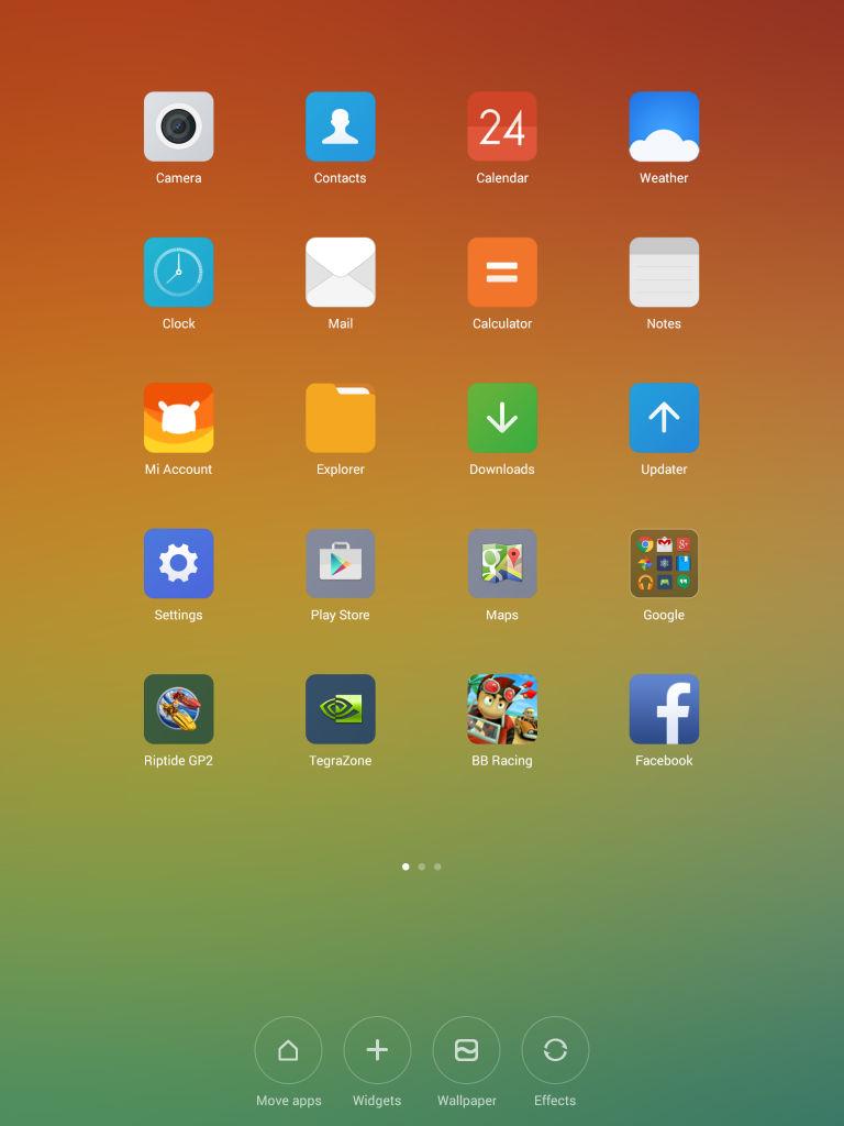 Xiaomi Mi Pad_apps_2