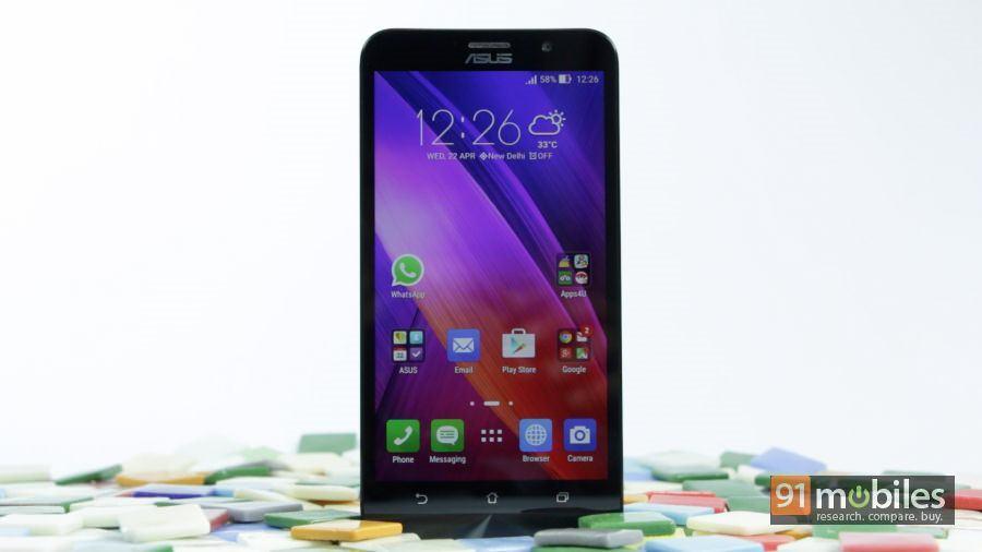 ASUS ZenFone 2 review 16