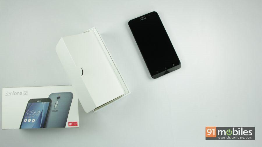 ASUS ZenFone 2 unboxing 05