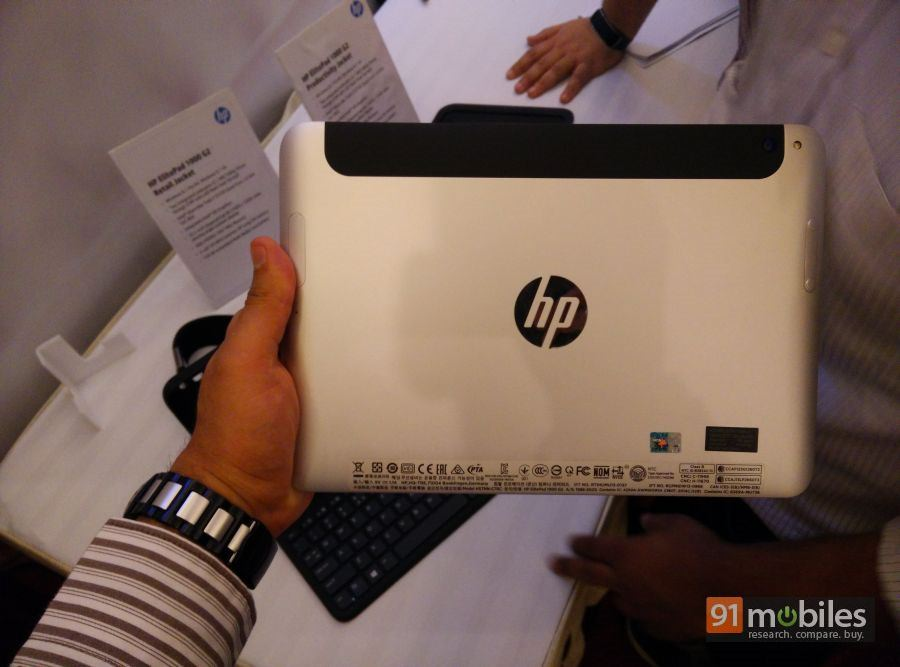 HP Elitepad 1000 G2 quick look 13