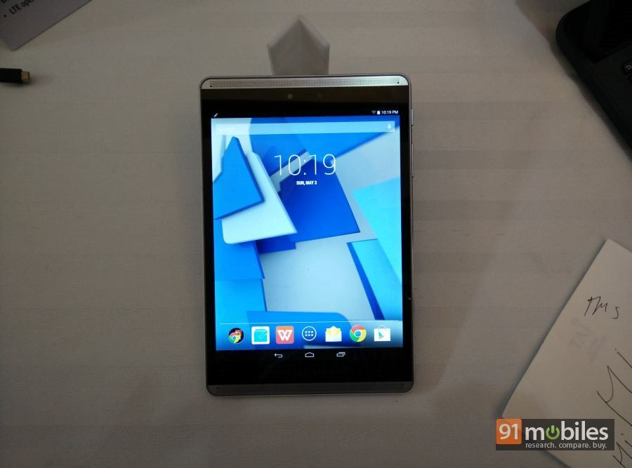 HP Slate Pro 8 first impressions 02