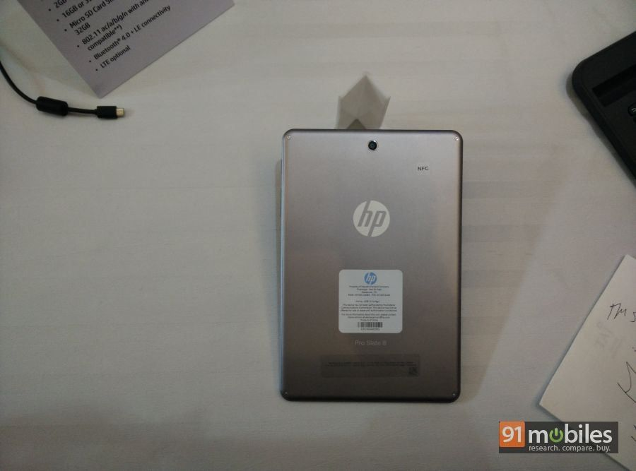 HP Slate Pro 8 first impressions 23
