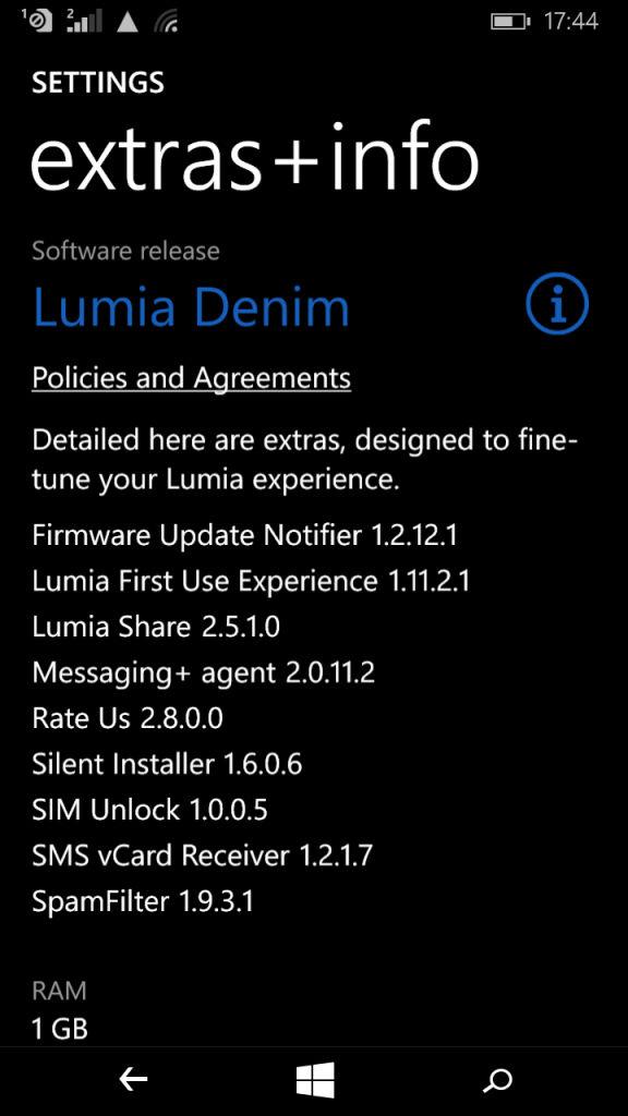 Microsoft Lumia 640 XL_info
