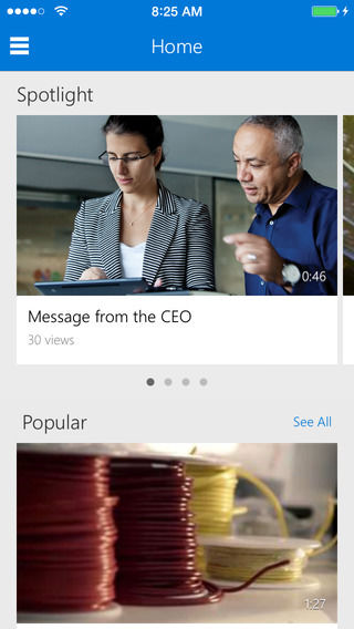 Office 365 Video_1
