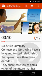 Office Remote for Android 1