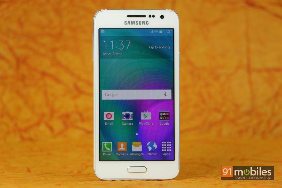 Samsung Galaxy A3 02