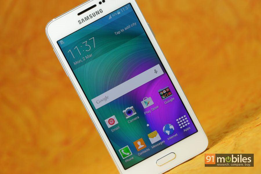Samsung Galaxy A3 13