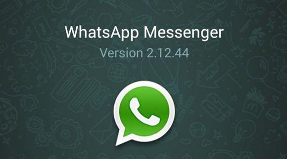 WhatsApp Material Design update