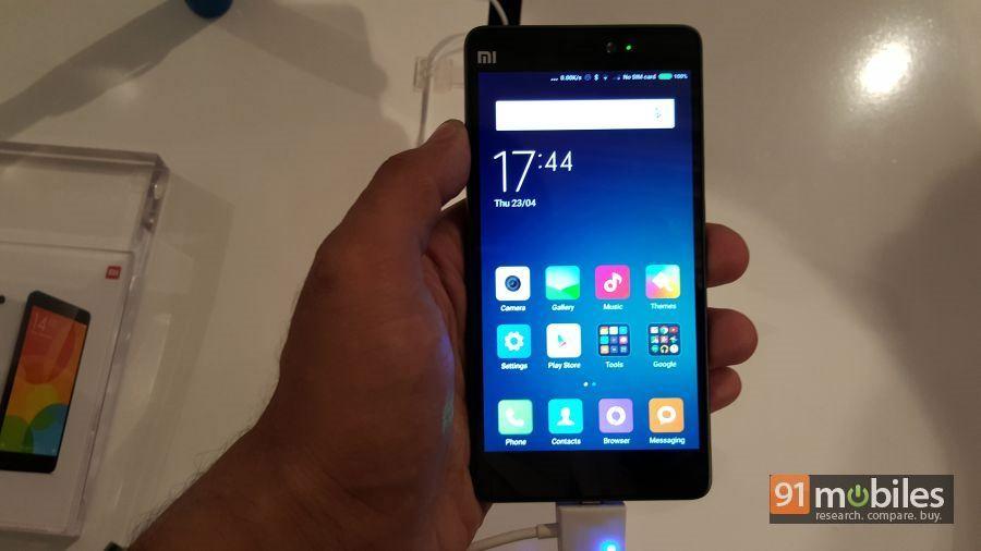 Xiaomi Mi 4i first impressions 01