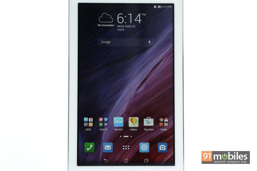ASUS Fonepad 7 FE171CG review 11