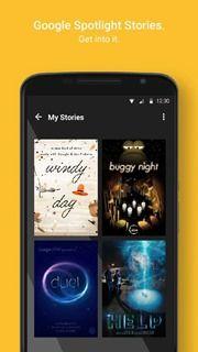 Google Spotlight Stories 1