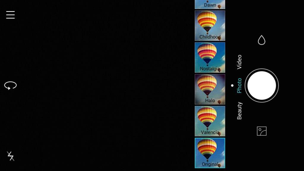 Honor 4C_camera interface