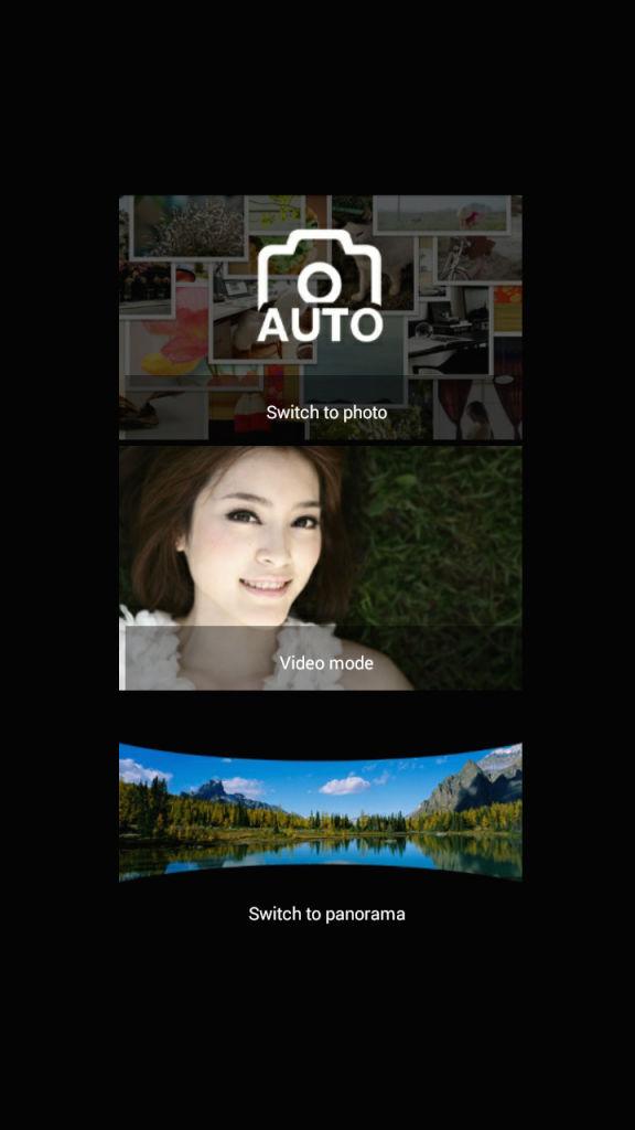 Lenovo A6000 Plus_camera modes