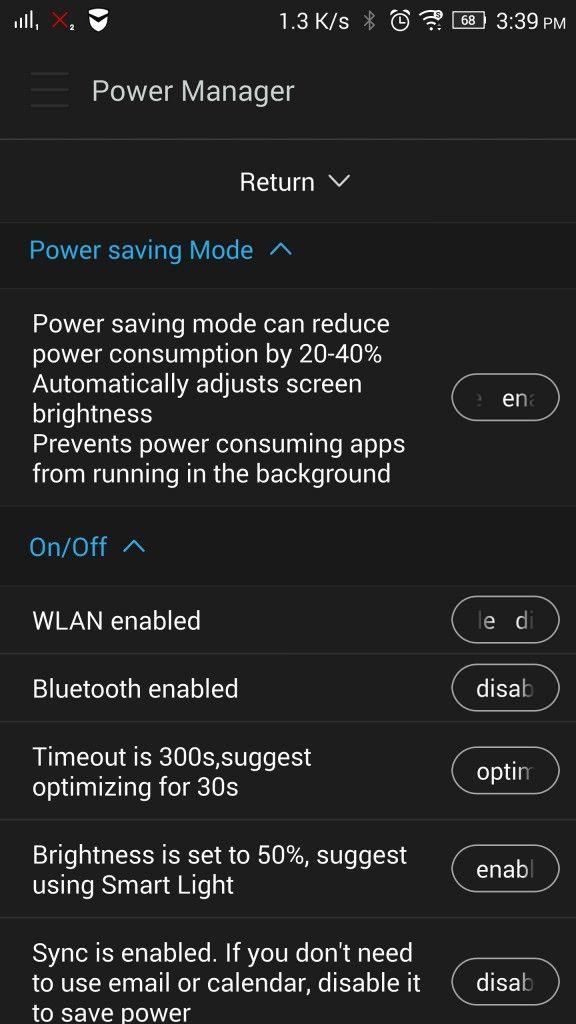 Lenovo Vibe Z2 Pro screenshot (39)