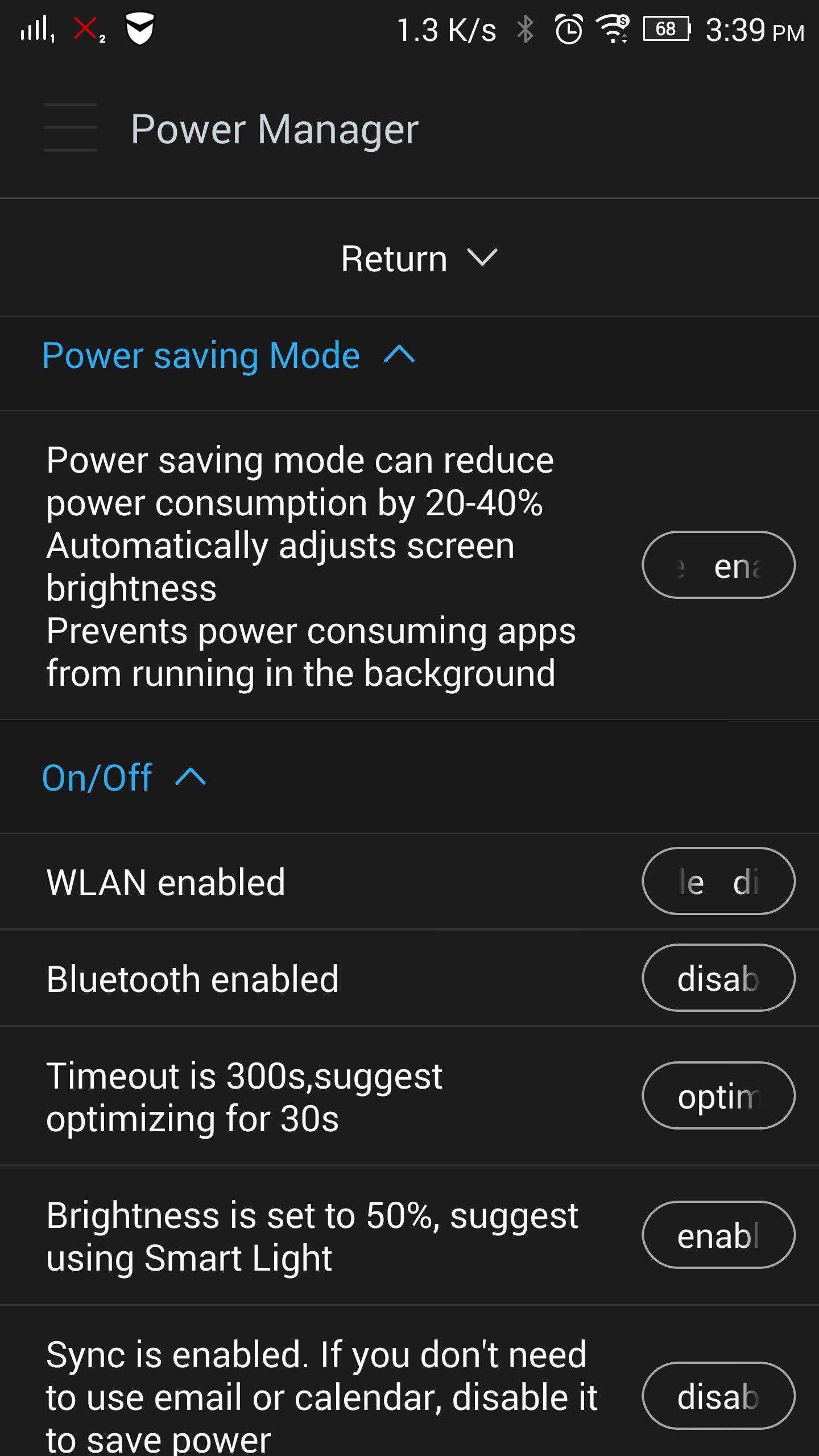 Lenovo Vibe Z2 Pro screenshot 39