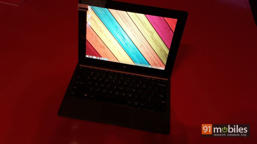 Micromax Canvas LAPTAb quick look 01