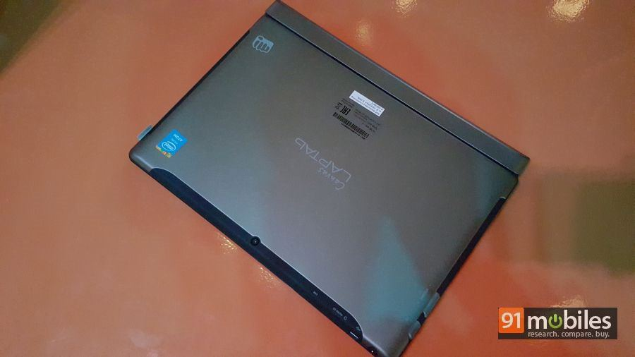 Micromax Canvas LAPTAb quick look 21