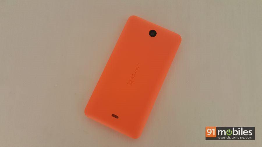 Microsoft Lumia 430 quick look 04