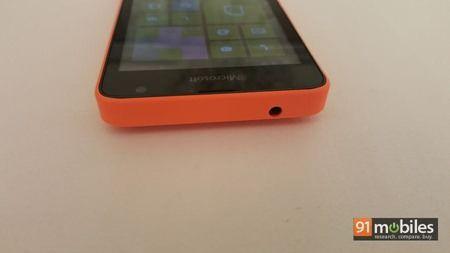Microsoft Lumia 430 quick look 10