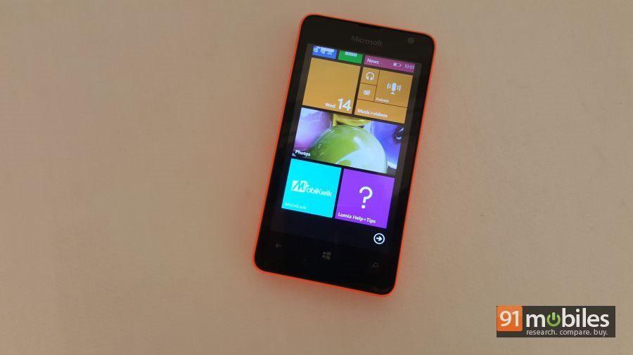 Microsoft Lumia 430 quick look 14