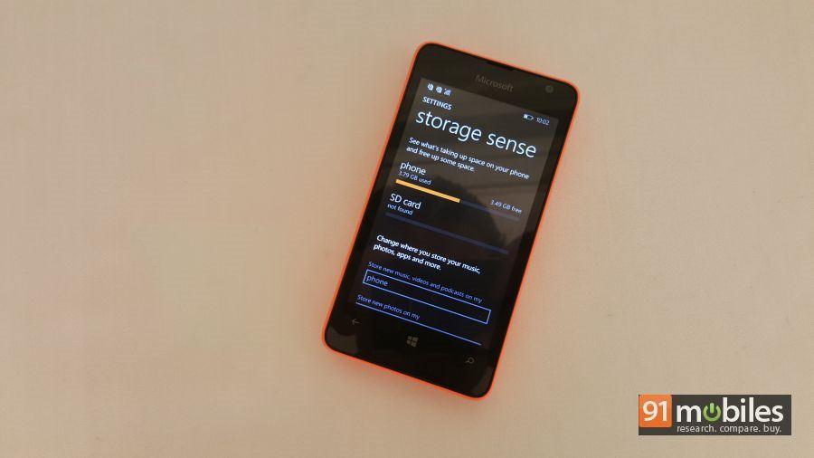 Microsoft Lumia 430 quick look 18