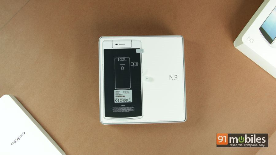 OPPO N3 unboxing 10