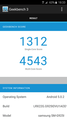 Samsung Galaxy S6 edge benchmarks (16)