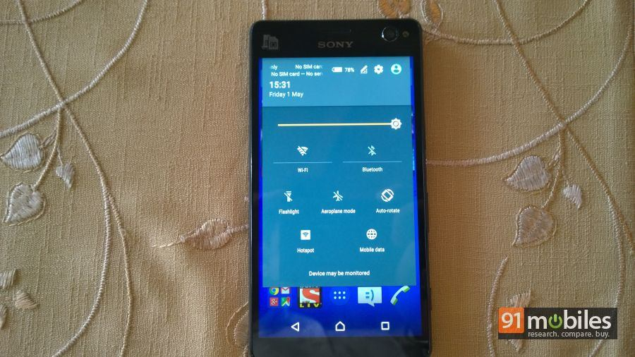 Sony Xperia C4 first impressions 05