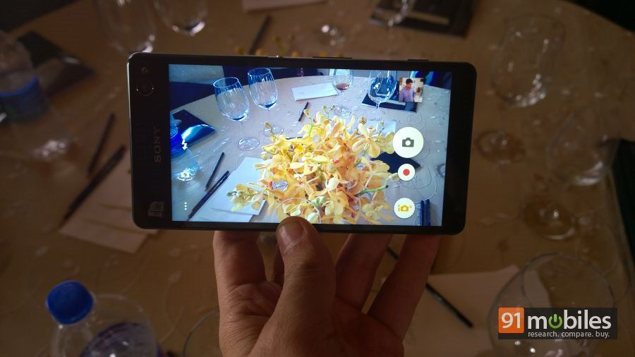 Sony Xperia C4 first impressions 26
